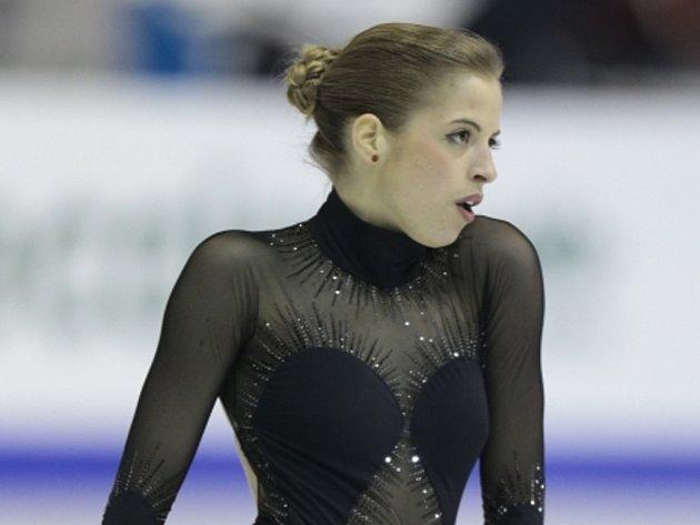 Carolina Kostnerová se stala mistryní Evropy.