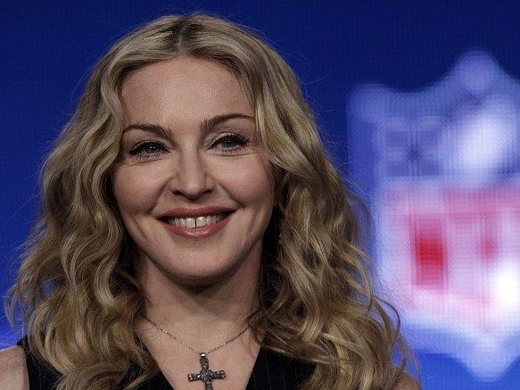 Madonna chce podpořit petrohradské homosexuály