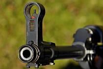 Velmi úspěšná zbraň plně domácího původu - samopal vzor 58. Byl vyráběn od roku 1958 v Uherském Hradišti do roku 1988. Vyrobeno 900 tisíc kusů v různých verzích.