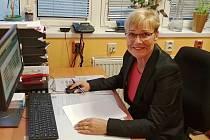 JIŘINA KULOVÁ se obchodu věnuje už od maturity. Manažerkou v Albertu je od roku 1994.