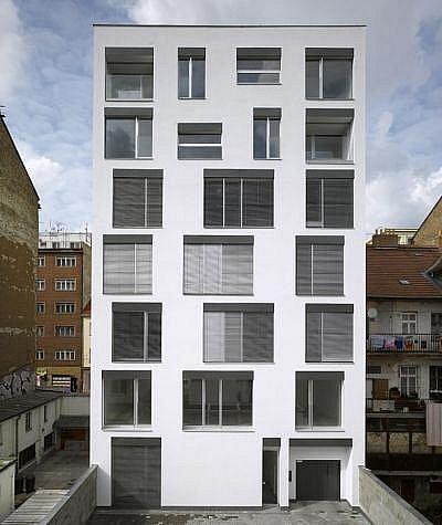 Městský dům v Brně