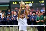 Roger Federer porazil Marina Čiliče