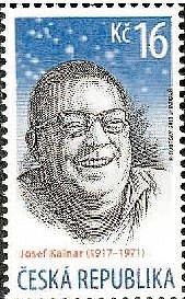 Česká pošta vydává známku k výročí básníkova narození