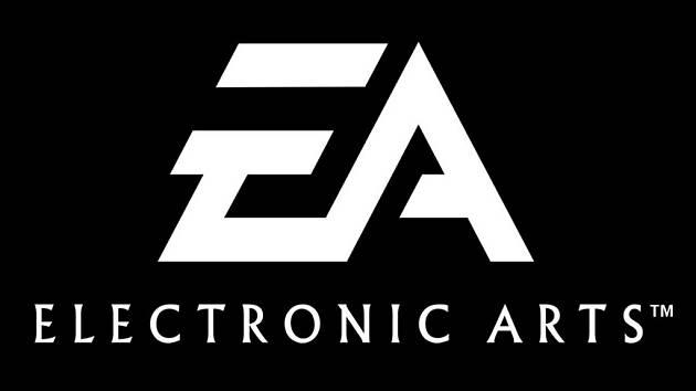 Logo společnosti EA.