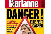 Společensko-politický francouzský časopis Marianne.