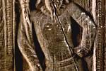 Skytský válečník z 2. století našeho letopočtu