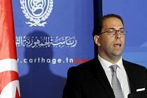 Tuniský premiér Júsuf Šáhid