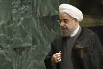 Hasan Rúhání, současný prezident Íránu