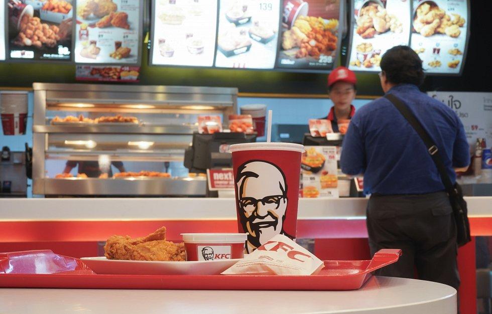 Provozovna KFC