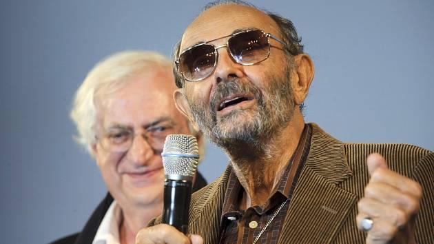 Stanley Donen v roce 2010