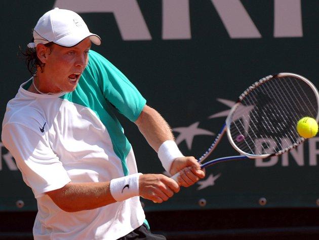 Tomáš Berdych postoupil na turnaji série Masters v Monte Carlu už do čtvrtfinále.