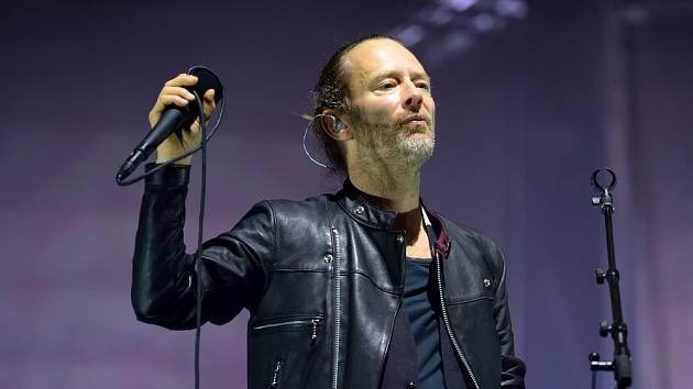 Legenda ostrovní hudby. Thom Yorke spolu se svými Radiohead ovlivnil rock, pop i elektronickou muziku.