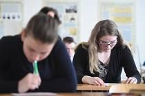 Státní maturita, písemná práce - ilustrační foto