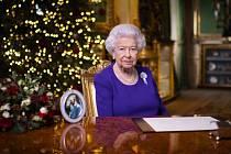 Vánoční proslov Alžběty II.