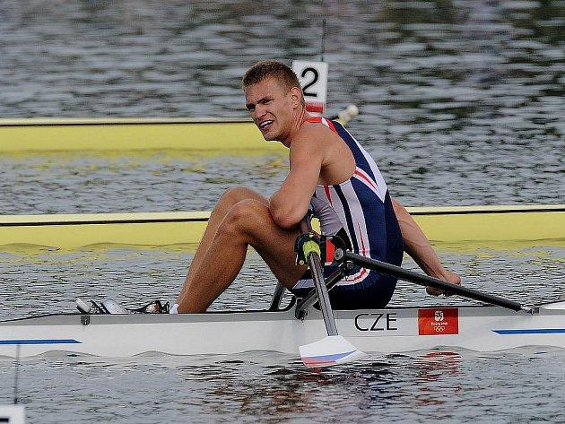 Ondřej Synek se stal veslařem světa roku 2010.