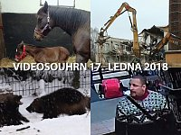 Videosouhrn Deníku – středa 17. ledna 2018