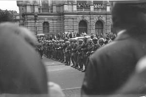 Zásah proti demonstrantům v srpnu 1969