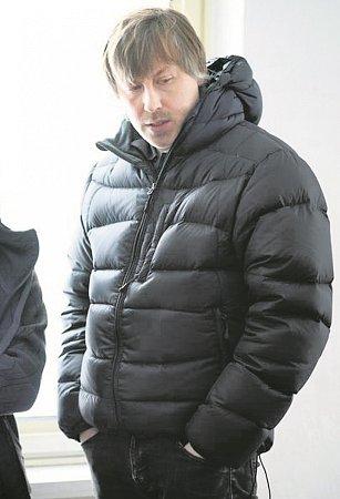 Scenárista a režisér Petr Václav.