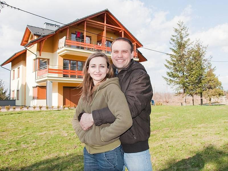 Snem mnoha lidí je bydlet ve vlastním a celkově tak, i za cenu hypotéky, ušetřit na nájemném. Ilustrační foto