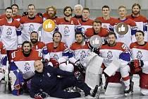 Nejpopulárnější čeští hokejoví reprezentanti dle sociálních sítí