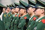 Čínská armáda - Ilustrační foto