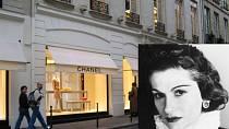Pařížský apartmán Coco Chanel