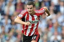 Adam Johnson ze Sunderlandu.