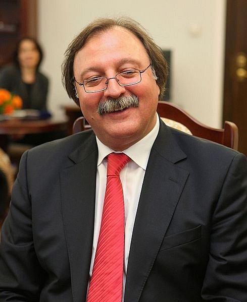 Prezidentské volby v Gruzii. Grigol Vašadze.