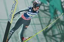 Roman Koudelka obsadil v Harrachově třetí místo v závodě Světového poháru v letech na lyžích a poprvé v kariéře vybojoval v elitním seriálu medailové umístění. Lepší v neděli 9. ledna 2011 byli jen Švýcar Simon Ammann a vítězný Rakušan Thomas Morgenstern.