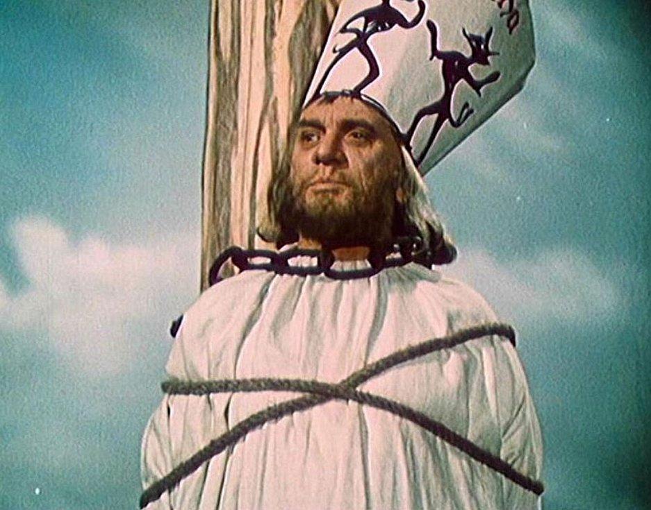 Zdeněk Štěpánek ve filmu Jan Hus