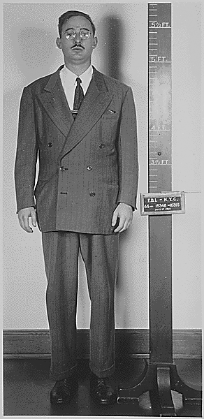 Julius Rosenberg po zatčení