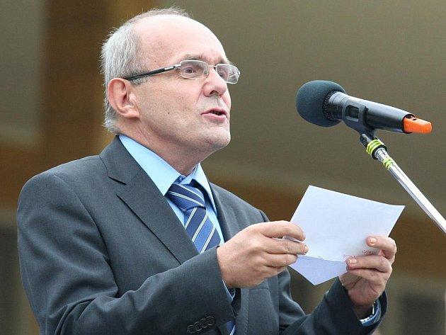 Ministr pro místní rozvoj Kamil Jankovský.