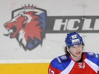 Jakub Voráček v dresu Lva.