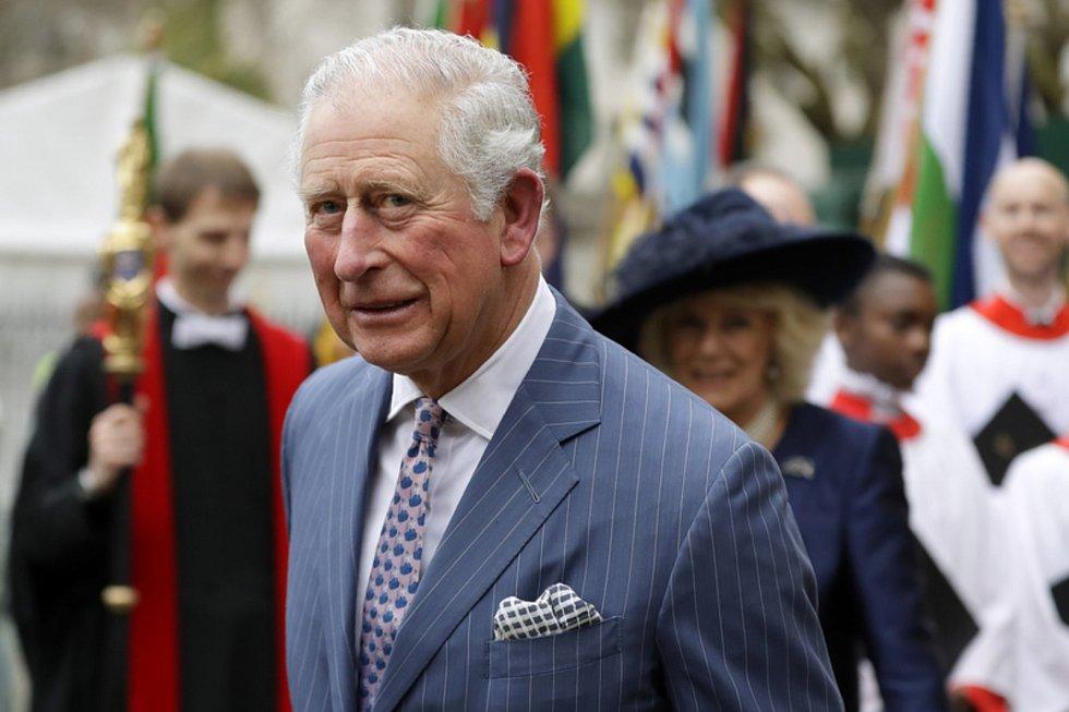 Britský princ Charles