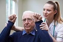 Návrat po mozkové mrtvici je otázkou míry poškození mozku.