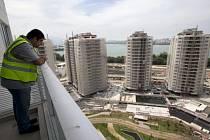 Tak to vypadá v Riu. Olympijská vesnice