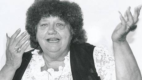 Helena Růžičková nezkazila žádnou legraci.