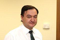 Ruský právník Sergej Magnitskij