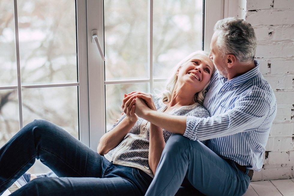Osudová láska může přijít v každém věku