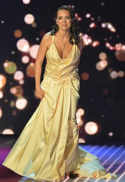 Druhé místo v kategorii zpěvaček získala Lucie Vondráčková.