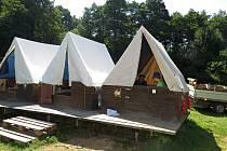 Letní tábor. Ilustrační foto.