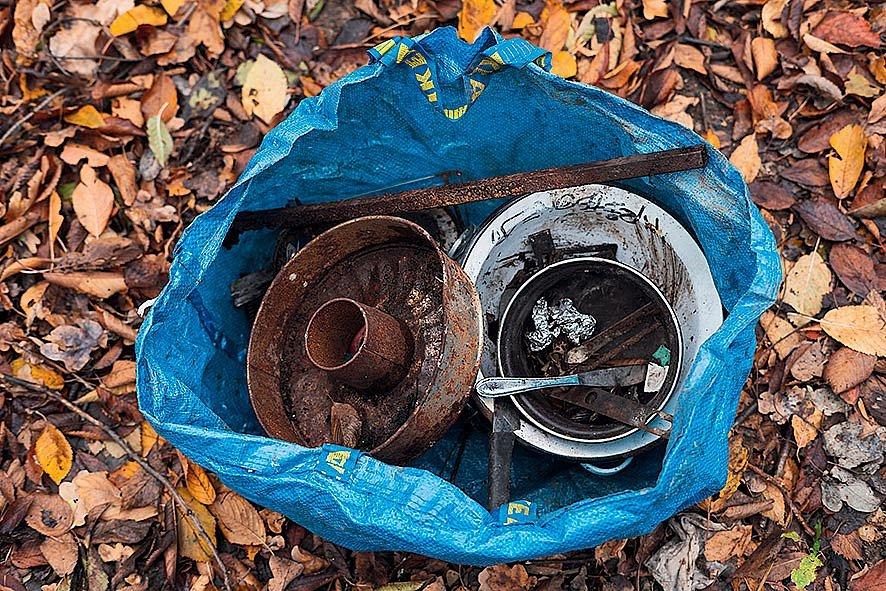 Pokud máte zájem uklidit třeba park či les v okolí, podívejte se na stránku trashhero.cz, najdete tam seznam akcí.