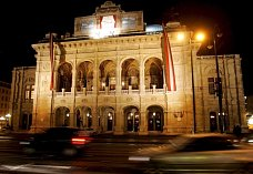 Vídeňská státní opera.