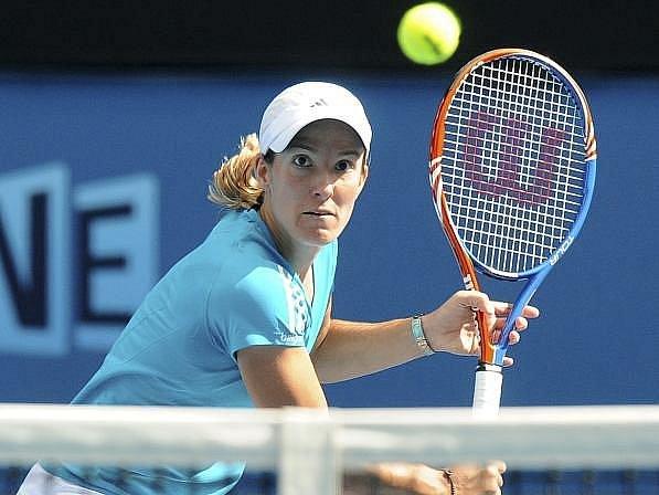 Belgičanka Justine Heninová