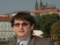 Prezident Svazu pacientů České republiky Luboš Olejár.