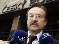 Bývalý generální ředitel Českého rozhlasu a České filharmonie Václav Kasík.