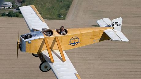 Replika Avia BH-1 za letu