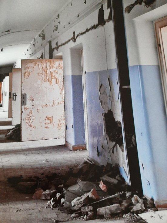 Fotografie z knihy Urbex: Neznámá místa