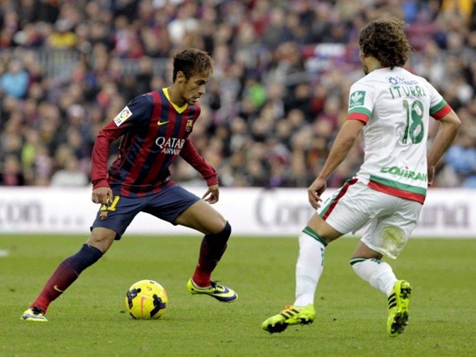 FC Barcelona vs. Granada.