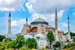 Chrám Boží Moudrosti (Hagia Sofia)